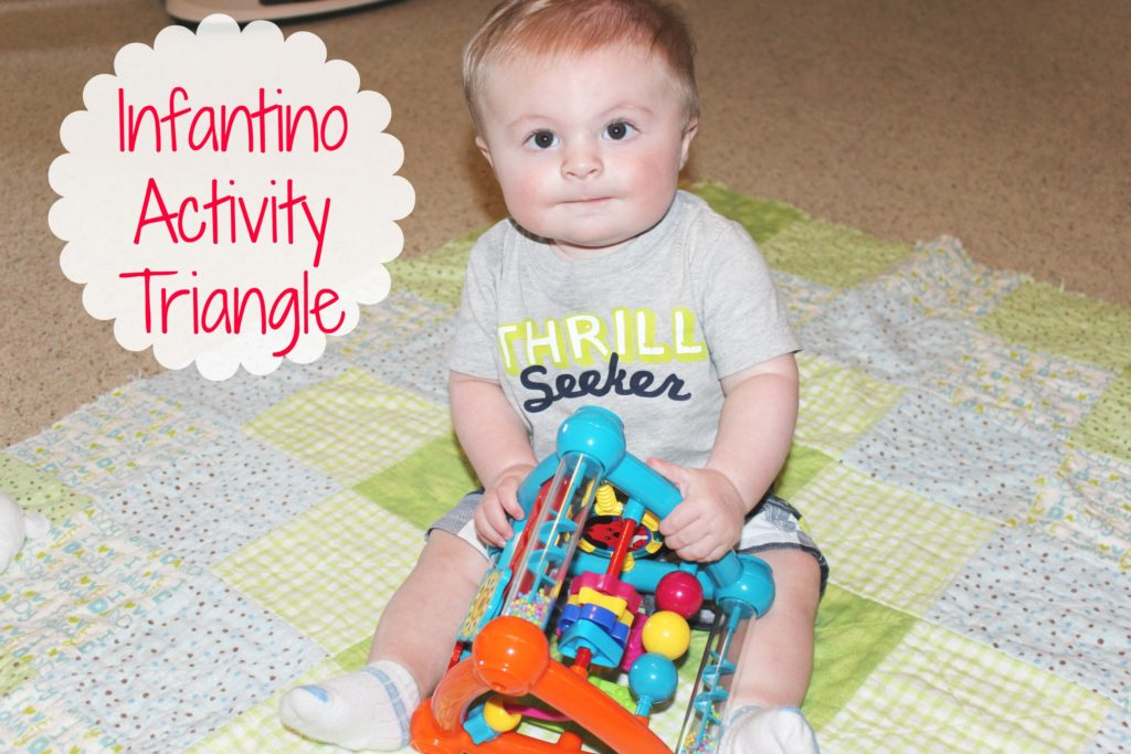 Infantino Activity Triangle