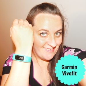 Garmin Vivofit Fitness and Sleep Tracker