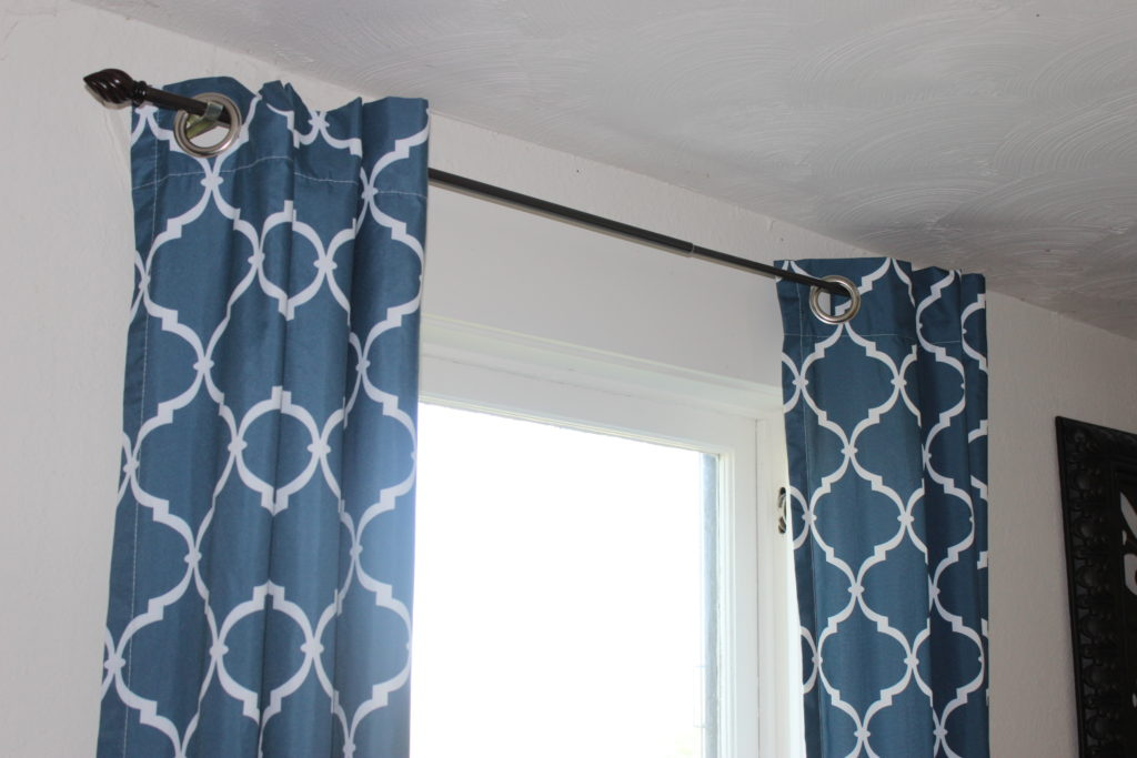 Meridian Print Thermal Curtains