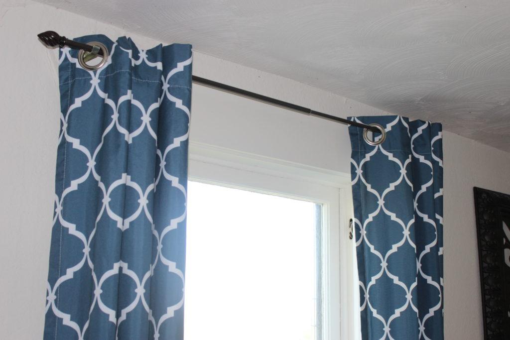 Meridian Print Thermal Curtains
