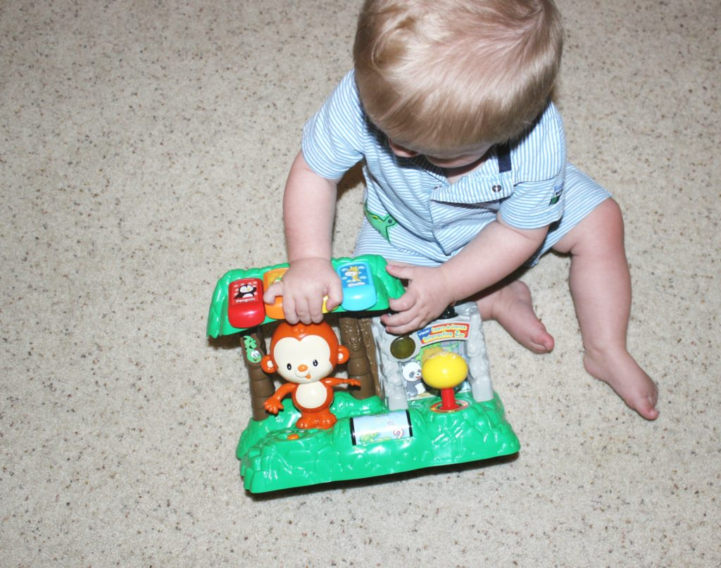 Vtech Interative Zoo