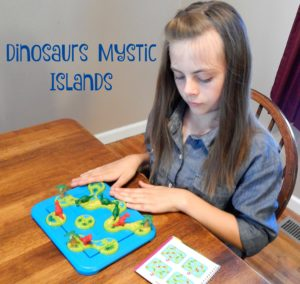 Smart Games Dinosaurs Mystic Islands