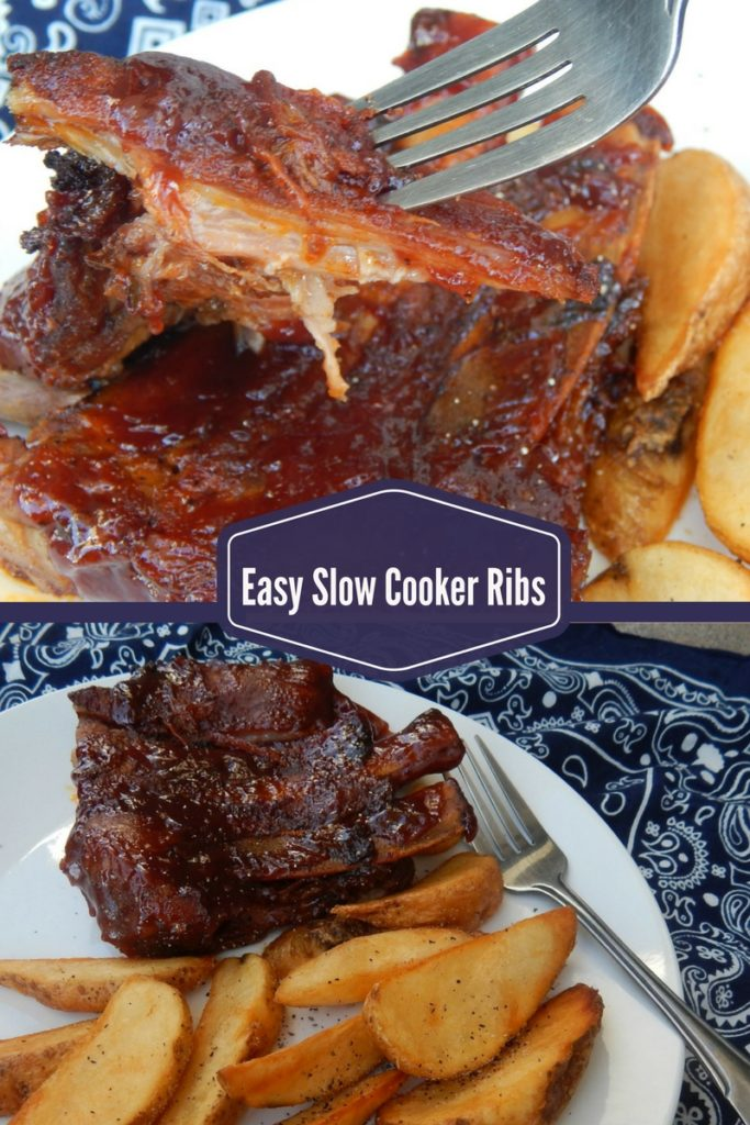 easy bbq ribs recipe