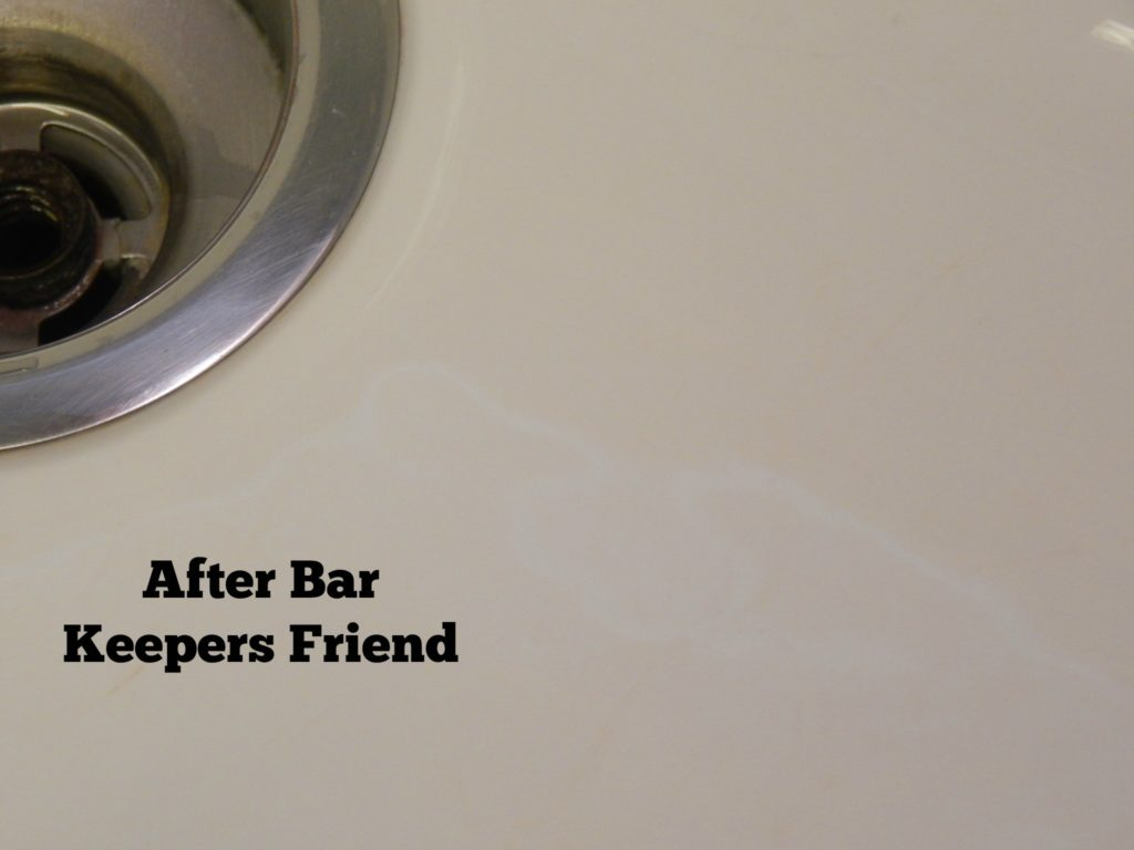 bar keepers friend uses