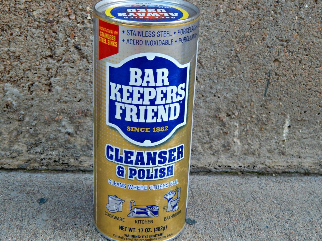 bar keepers friend cleaner