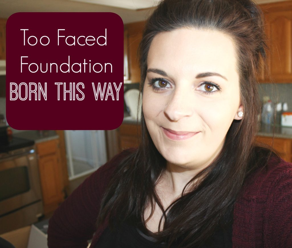 Too Faced Foundation Review